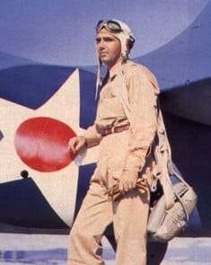 World War II Today: February 20 - Lt. Edward O'Hare WWII Fighter Pilot