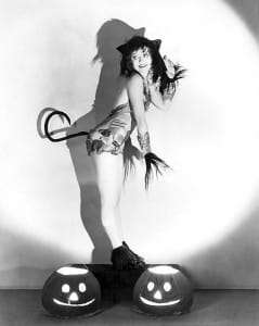 Nancy Carroll Halloween