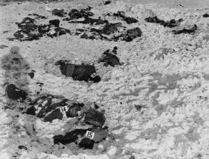 World War II Today: December 17 - Malmedy Massacre - Battle of the Bulge