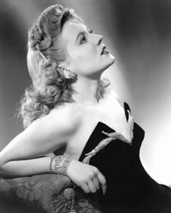 Gorgeous Anne Jeffreys